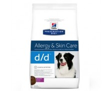 Hill's Prescription Diet d/d Canine Duck & Rice by Hills