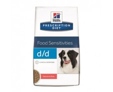 Hill's Prescription Diet d/d Canine Salmon & Rice by Hills