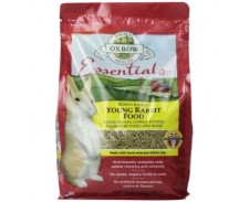 Oxbow Essentials Young Rabbit Food 15/23 4.5kg by Oxbow