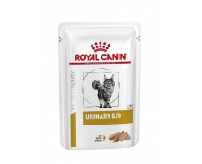 RCVHN Feline Urinary S/O Loaf Pouch 85g x 48 by Royal Canin