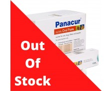 Panacur Paste Syringe Cat & Dog 5g by