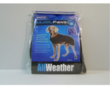 Ancol Wax Timberwolf Dog Coat Large by Ancol