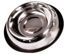 Rosewood Stainless Steel Non Slip Feed Bowl 8.5inch by Rosewood