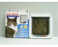 Cat Mate 4 Way Lock Cat Flap by Misc